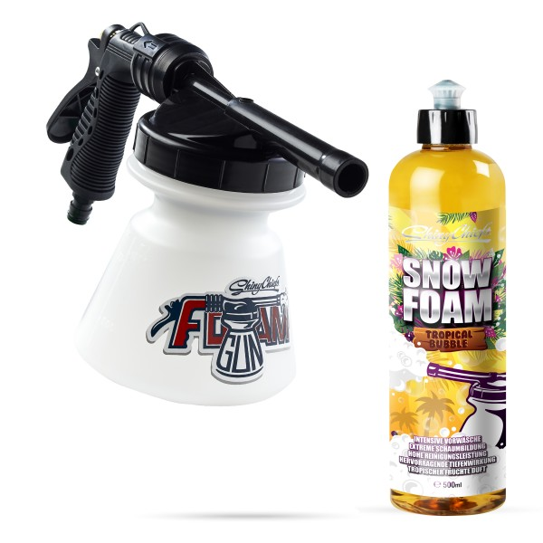 ShinyChiefs FOAM GUN Set