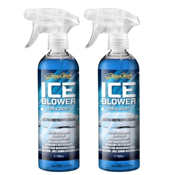ICE BLOWER - SCHEIBENENTEISER DOUBLE (2x500ml)