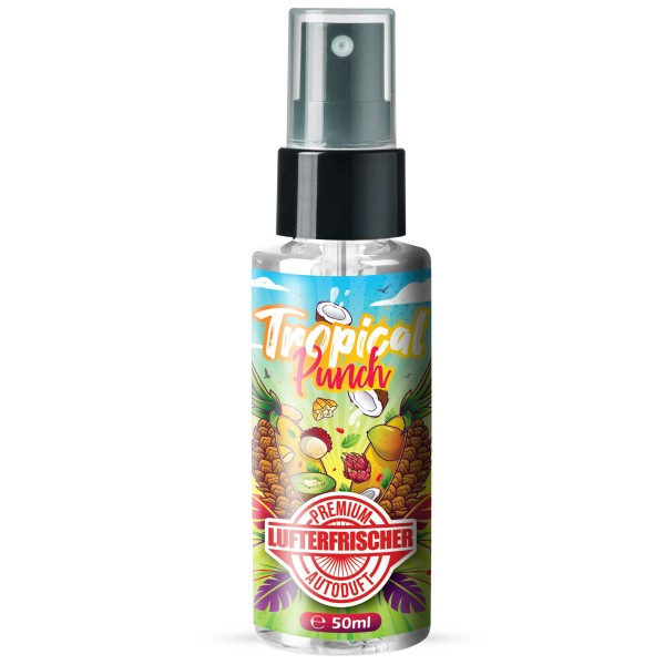 Flavour Bomb - Tropical Punch 50ml