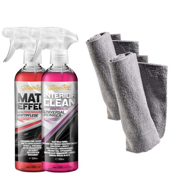 Shiny`s Clean & Protect Interior Kit