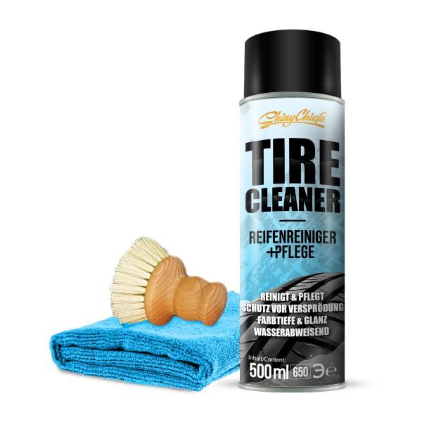 TYRE CLEANER - Reifenreiniger + Pflege 500ml Kit