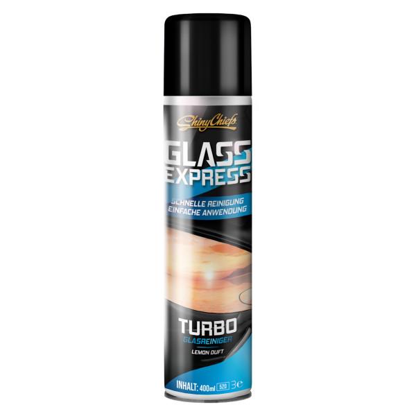 GLASS EXPRESS - TURBO GLASREINIGER 400ml