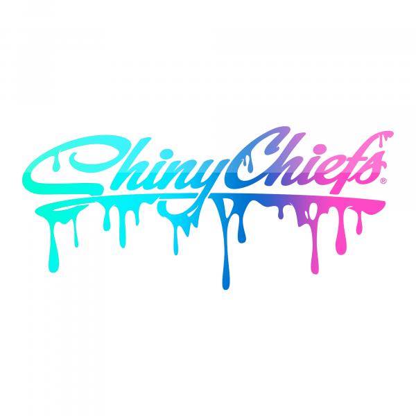 ShinyChiefs Sticker - OILSLICK SPLASH (30cm x 20cm)