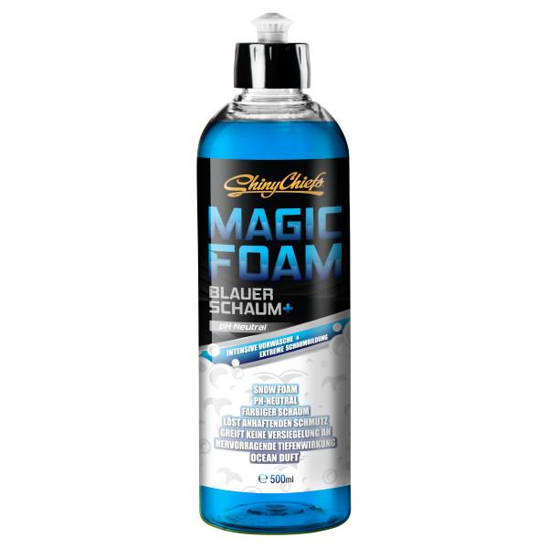 MAGIC FOAM - BLAUER SNOW FOAM 500ml