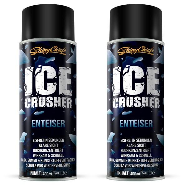 ICE CRUSHER - ENTEISER DUO KIT (2x400ml)
