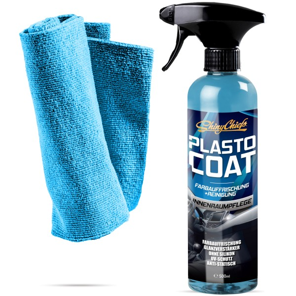 PLASTO COAT 500ml Set