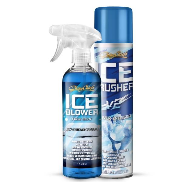 ICE BLOWER + ICE CRUSHER v2 KIT