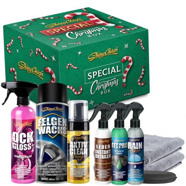 CHRISTMAS BOX #2 - NEW STUFF