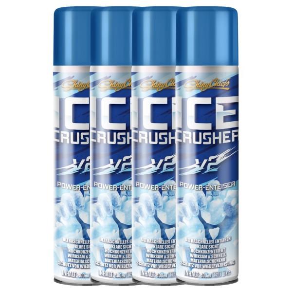 ICE CRUSHER v2 - POWER ENTEISER KIT (4x400ml)