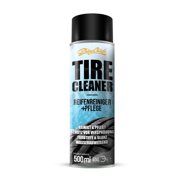 TYRE CLEANER - Reifenreiniger + Pflege 500ml