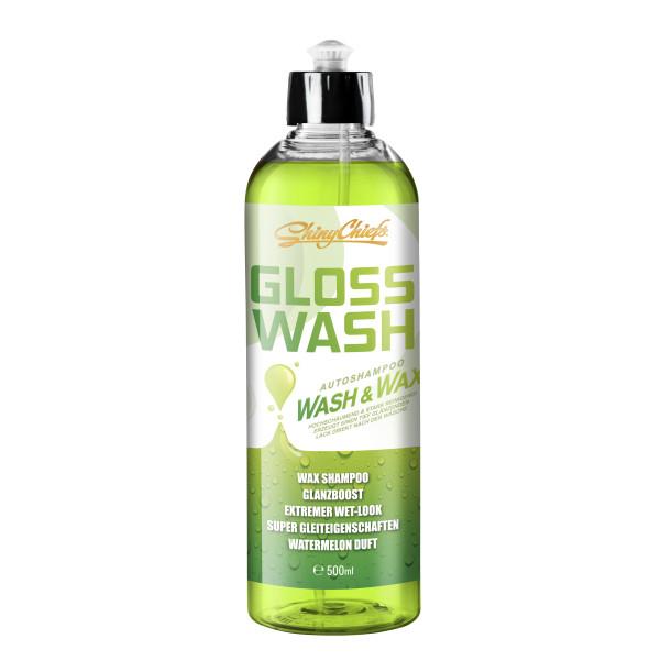 GLOSSWASH WASSERMELONE - WASH & WAX 500ml