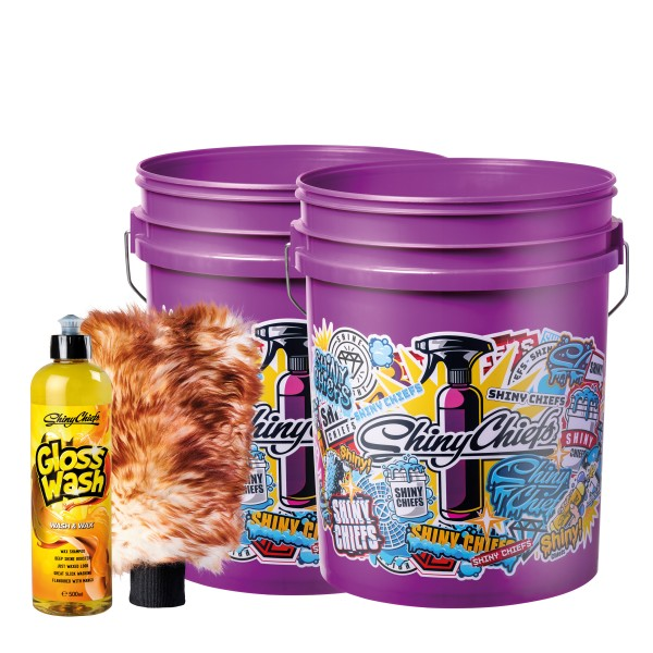 BEAR GLOVE WASH KIT
