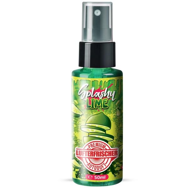 Flavour Bomb - Splashy Lime 50ml