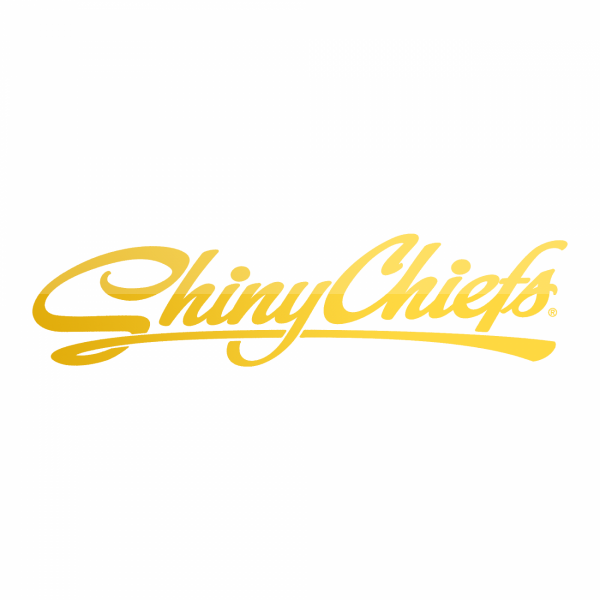 ShinyChiefs Sticker Holographic Gold