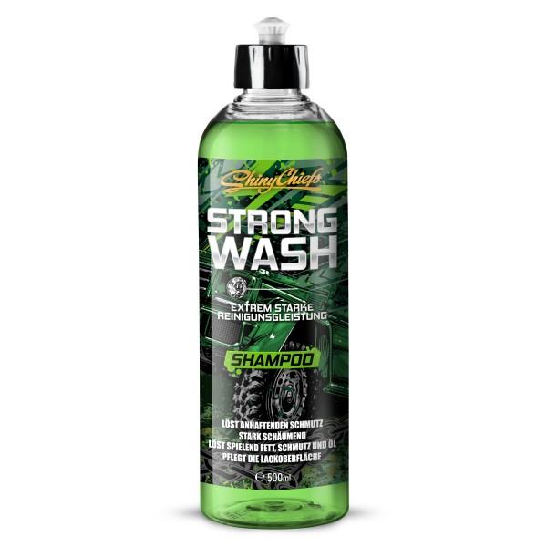 STRONG WASH - SHAMPOO 500ml