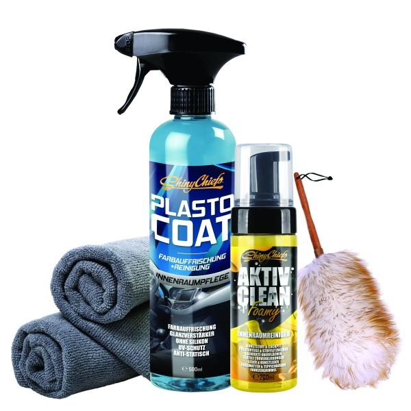 PURENATURAL + AKTIV CLEAN Set