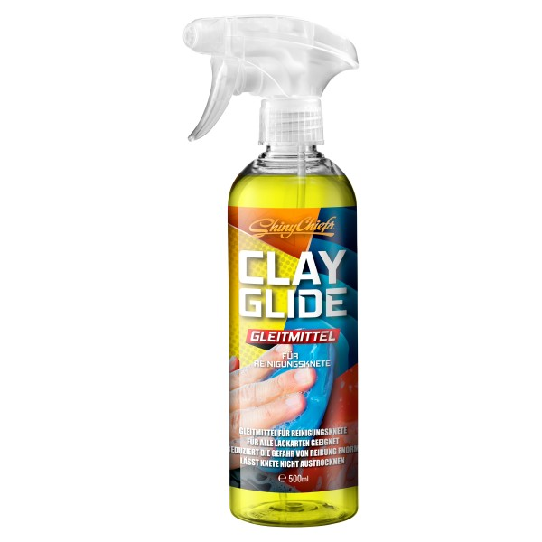 CLAY GLIDE - GLEITMITTEL 500ml