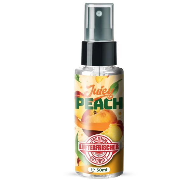 Flavour Bomb - Juicy PEACH 50ml