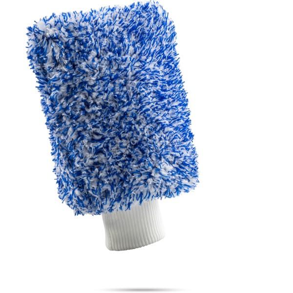 FLEECY Mikrofaser Waschhandschuh