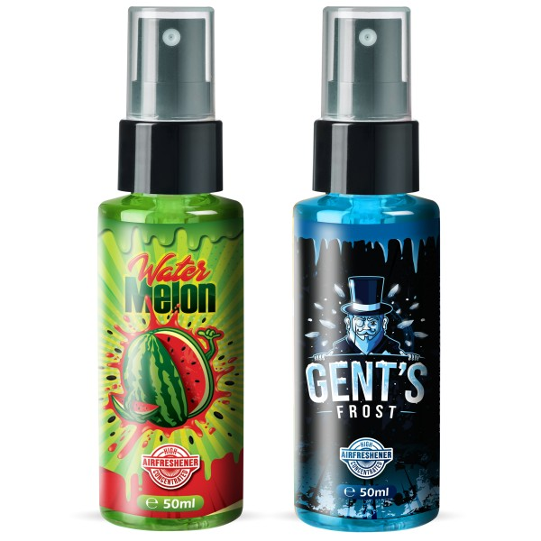 Flavour Bomb - Water Melon + GENT`S FROST (2x50ml)