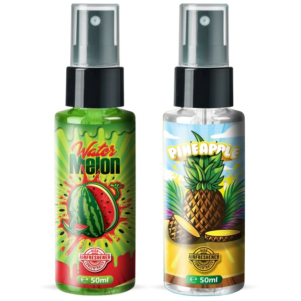 Flavour Bomb - Water Melon + PINEAPPLE (2x50ml)