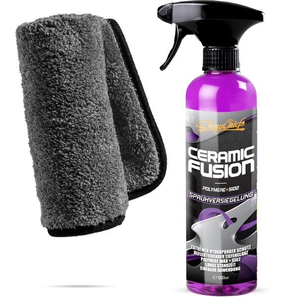 CERAMIC FUSION 500ml Set