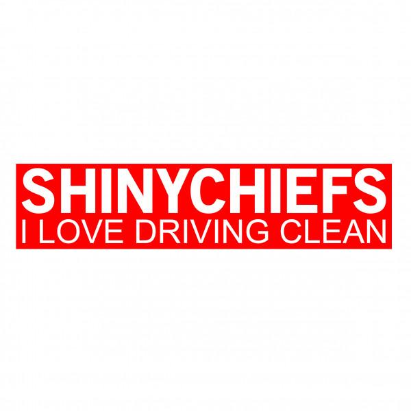 ShinyChiefs Sticker MOTIVE #2 ROT