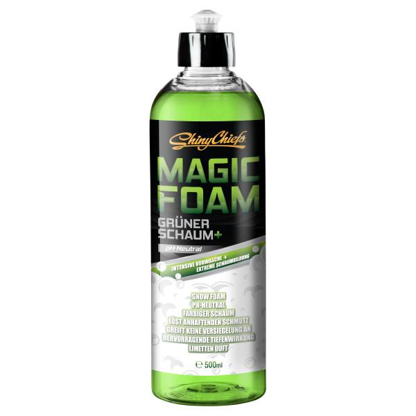 MAGIC FOAM - GRÜNER SNOW FOAM 500ml
