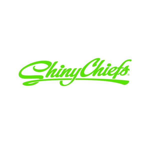 ShinyChiefs Sticker - Grün (30cm x 10cm)