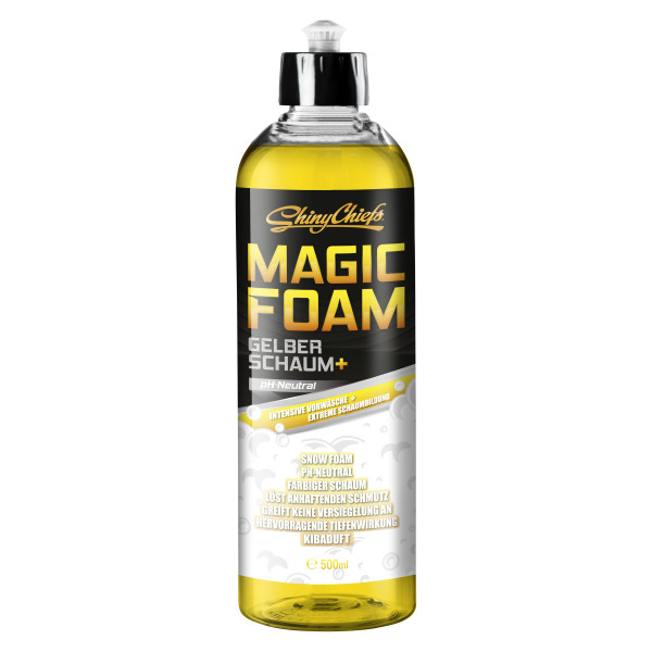 MAGIC FOAM - GELBER SNOW FOAM 500ml