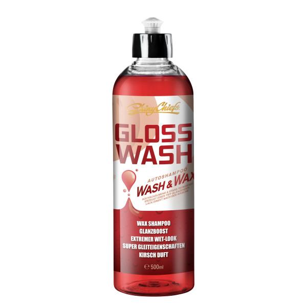 GLOSSWASH KIRSCHE - WASH & WAX 500ml