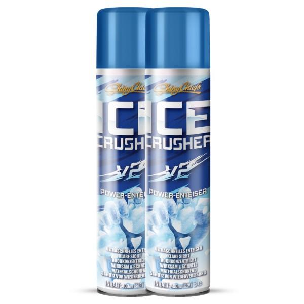 ICE CRUSHER v2 - POWER ENTEISER DOUBLE (2x400ml)