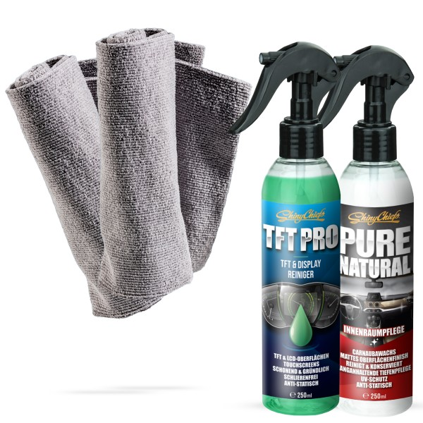 TFT PRO + PLASTO COAT SET (2x250ml)