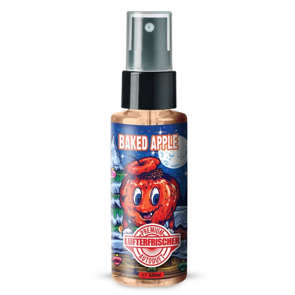 Flavour Bomb - BAKED APPLE 50ml