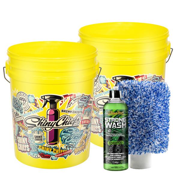 WASCH-SET STRONG WASH